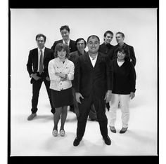 Photographer Trevor Rogers captured the 1980s alternative comedy boom with these black-and-white portraits of Rik Mayall, Adrian Edmondson, Dawn French, Jennifer Saunders and friends
