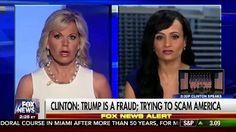 Katrina Pierson Defends Donald Trump 6/2/16