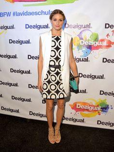 The Olivia Palermo Lookbook : New York Fashion Week Spring 2015: Olivia Palermo ...