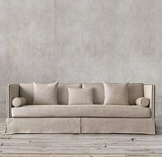 $3495-$5950 -- Restoration Hardware -- MAIN ROOM (7'/8'/9' options)  Morrison Sofa