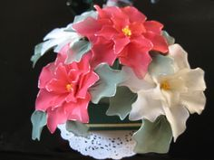 Poinsettia flower by Newcrafts - Bliss Wonders Online Store