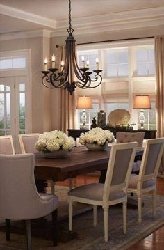 Beautiful Chandeliers For Dining Room