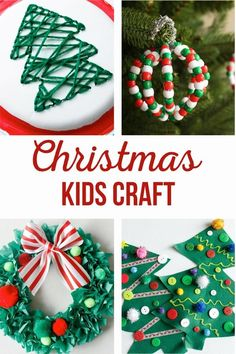 DIY Christmas Kids C