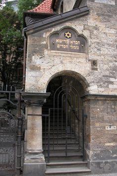 [Josefov Synagogue - No.6], Prague