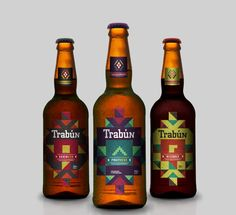 Trabún Beer on Behance