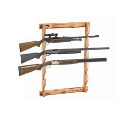 Rush Creek 5 Gun Wall Rack - 37-0036
