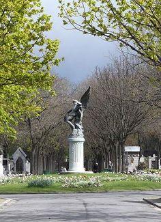 El necroturismo o turismo de cementerios está empezando a conocerse en España. La Ruta Europea de los Cementerios nos permite practicar el turismo por ciudades como Londres, París, Viena, Madrid o Roma desde una perspectiva poco tradicional.