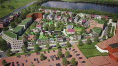 Ik bouw betaalbaar Den Haag kavels Deelplan 20 Ypenburg #zelfbouw #architect Clash Of Clans, Dolores Park, Travel, The Hague, Clash Of C, Clash On Clans, Viajes, Traveling, Tourism
