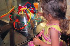 Mess For Less: Fun with Household Objects