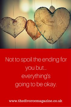 Coping With Divorce, Broken Relationships And Moving On To A Better Life  After Divorce Or Separation  Http://www.thedivorcemagazine.co.uk/