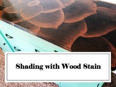 Learn about the difference between laminate and wood veneer furniture... and how to paint them! - REALITY DAYDREAM