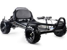 SandMan Go Kart 49cc By MotoTec | Black