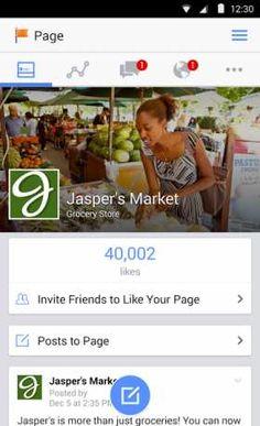 Descargar Facebook Pages Manager
