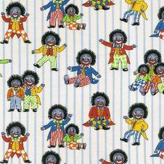 OH MY Golly Golliwog Golli Gollywog Doll Craft Patchwork Quilt Fabric FQ NEW | eBay