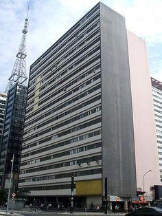 Série Avenida Paulista: Gamba, Moinho e Nações Unidas. O que os une?   Projeto São Paulo City