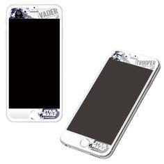 スター・ウォーズ iPhone6対応衝撃軽減液晶保護フィルム
