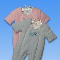 Baby Merlin Magic Sleepsuit