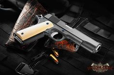 Heirloom Precission, Guns, Best in the business 1911 Pistol, Colt 1911, Colt 45, Clint Smith, Custom 1911, Steel Art, Fire Powers, Guns And Ammo, Concealed Carry