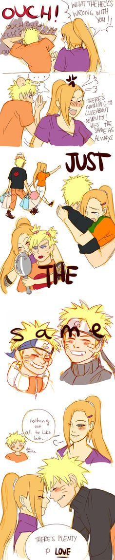 Ask either Naruto, Ino, or both some questions! This is a pairing journal (obviously) so press back if you're not into these two. askbox closed (so i can catch up lol) Naruto Comic, Naruto Funny, Naruto Art, Naruto Couples, Naruto Girls, Anime Couples, Naruto Pictures, Manga Pictures, Otaku Issues