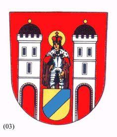 Votice, okr. Benešov Coat Of Arms, Porsche Logo, Symbols, Logos, Gallery, Crests, Roof Rack, Family Crest, Icons