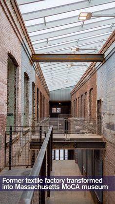 Ripristino e nuovo utilizzo di edifici industriali dismessi.  Passione di vita. Evviva!