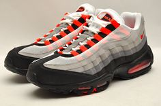 35bb56ff072f Air Max 95 Red - I used to have pair of these back in the day