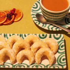 Vanilkové rohlíčky podle dvorní císařsko-královské cukrárny Demel