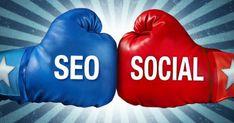SEO vs social media marketing