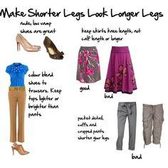 make short legs longer