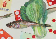 平成24年度入学試験(一般選抜)合格作品 - 工芸科 Kanazawa, Draw, Japan, Fish, Watercolor, Artwork, Crafts, Animals, Inspiration