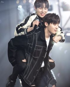 171215 Wanna One Premier Fancon in Seoul Nu'est Jr, Let's Stay Together, Kim Jaehwan, Ha Sungwoon, Nu Est, Ji Sung, Pledis Entertainment, Seong, 3 In One