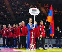La Federación armenia se opone a la participación de luchadores de Armenia en los primeros Juegos Europeos del verano en Bakú.