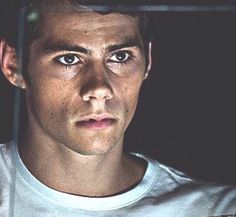 Teen Wolf ... Dylan O'Brien as Stiles