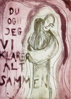 Live, Amor, Frases, Kunst