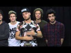 One Direction in Universal Orlando Resort! - YouTube