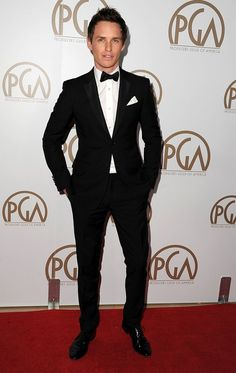 Eddie Redmayneat the Producers Guild Awards.  http://toyastales.blogspot.com/2013/01/hollywood-and-fashion-style-stars-best_29.html