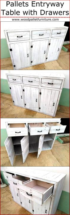 pallets-entryway-table-with-drawers