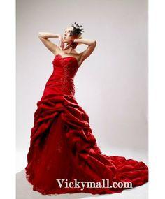 ivory strapless wedding dresses