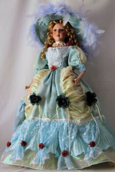 Rebell Yell On Line - Southern Belle Dolls