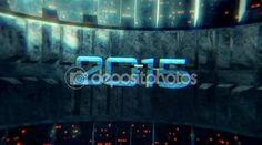 Cyber Year 2015 — Stockvideo © GoodArtPix #57690331 Stock Footage, Cyber, Neon Signs