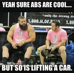 The Science of Strongman: How heavy is the car deadlift? Fitness Jokes, Fitness Motivation, Powerlifting Motivation, Powerlifting Men, Funny Fitness, Fitness Men, Funny Gym, Fitness Sport, Sport Motivation
