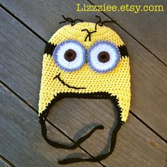 I'm going to make these for the boy's halloween costumes! Minions!