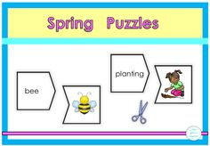 $ Spring Puzzles
