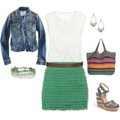 Swag Outfits Polyvore Summer 2013 | Summer Wine Tasting Outfit, created by wahinescholar on Polyvore | The ...