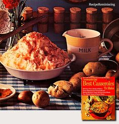 Chantilly Potatoes / Chantilly Poteter