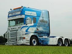 Scania longline voor Scania Noorwegen / BB Transport Noorwegen