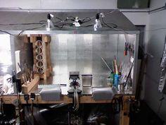 Ventilation better UP or DOWN? - Lampwork Etc.