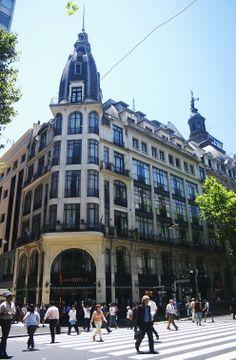 Cúpulas de Buenos Aires | Del otro lado de la 9 de Julio