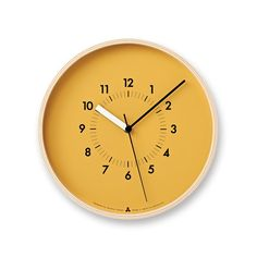 SoSo Wall Clock