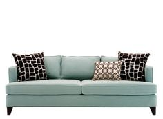 Sophie Sofa -  $999.95 - Nate used this couch on a Feb 2012 episode - http://www.thenateshow.com/resource/floorplan-fixes-and-chocolate-dishes